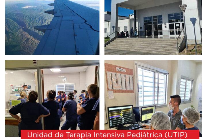 Unidad de Terapia Intensiva Pediátrica (UTIP) del Hospital Público Materno Infantil de Salta