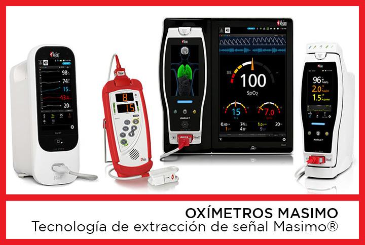 Tecnología de extracción de señal Masimo SET®