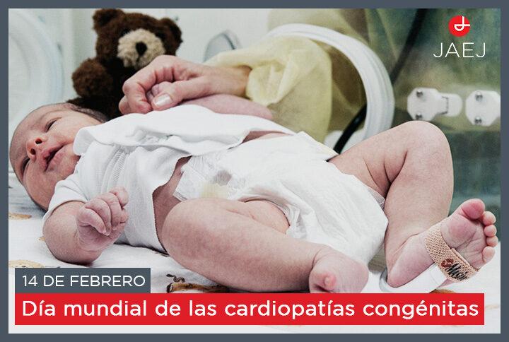 14 de febrero: Día Internacional de las Cardiopatías Congénitas