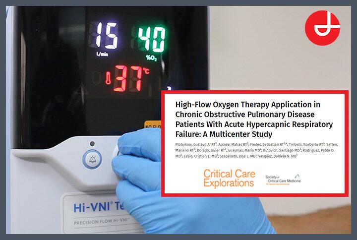 ¿Existe una alternativa a la VMNI en pacientes con EPOC reagudizado?