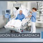 Posición silla cardiaca LINET