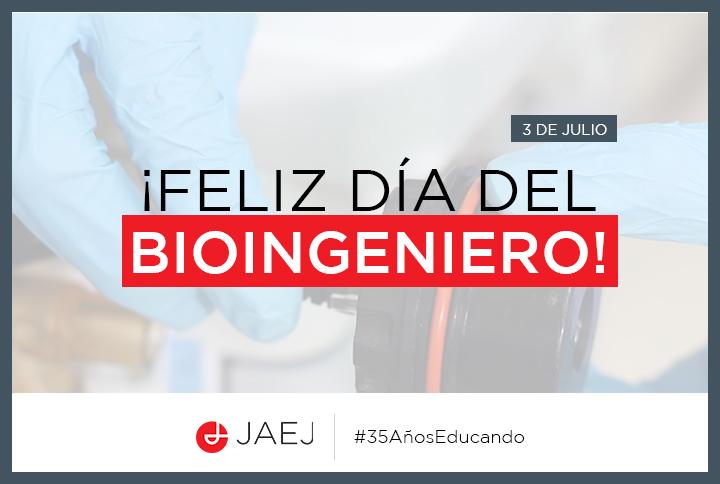 Dia del bioingeniero