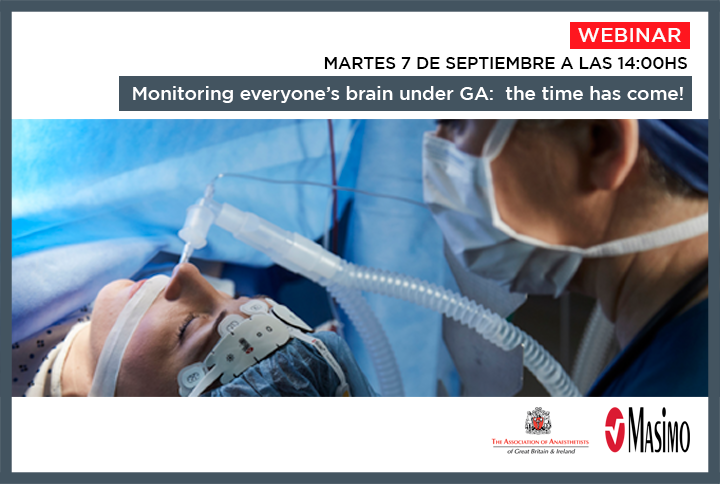 """""""Monitoring everyone's brain under GA: the time has come!"""""""