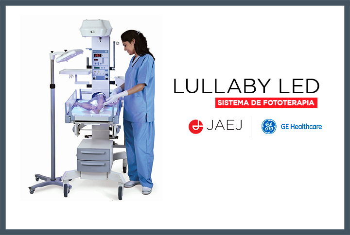 Lullaby LED de GE Healthcare