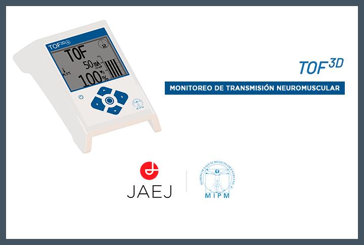 monitor de NMT TOF3D