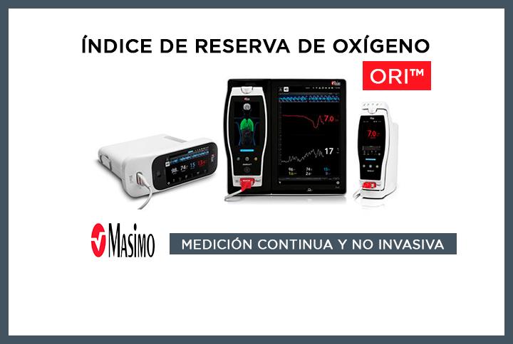 Índice de Reserva de Oxígeno (ORi™)